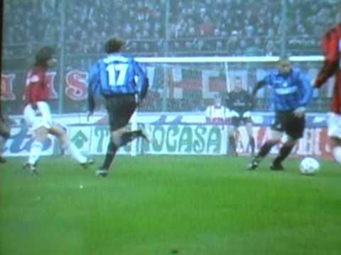 MALDINI VS Ronaldo,Rivaldo y Henry