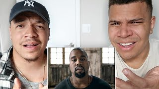Kanye West Lift Yourself Official Music Audio Donald Trump Diss Reaction