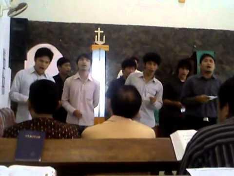 Lagu Rohani Simalungun - Pinuji ma Ham Tuhan Naibata_