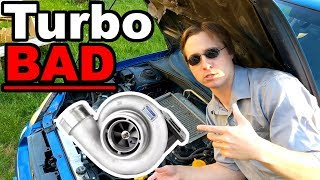 Why Not To Buy A Turbocharged Car - Scotty Kilmer Parody