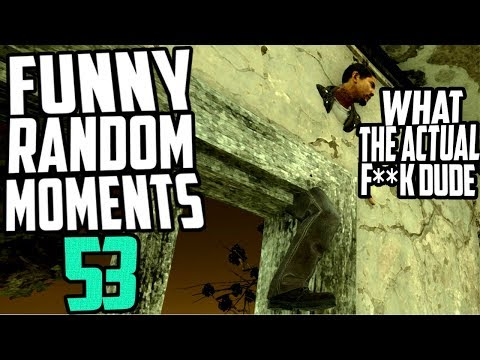 Dead by Daylight funny random moments montage 53