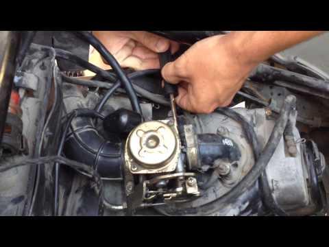 how to adjust 139qmb/gy6 carburetor mixture
