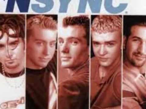 NSYNC -- God Must Have Spent a Little More Time on You