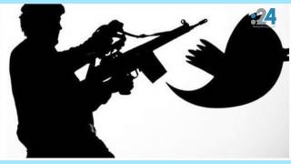 نشرة تويتر: العالم ينتفض ضد الإرهاب.. ويغني!