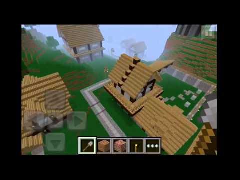 Minecraft PE Seed Creations Ep. 2