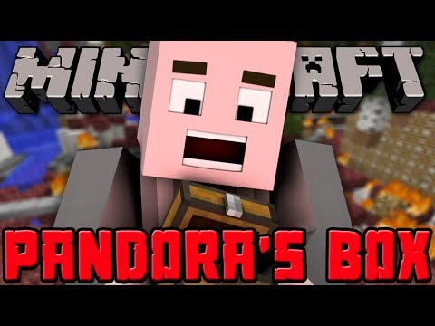 Minecraft: PANDORA'S BOX (1.7.4 MOD REVIEW)