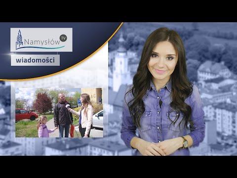 KWIECIEŃ - Wiadomości Namysłów TV