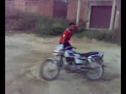 Desi Bike Stunts. De De Gera video