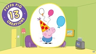 Peppa Pig Creation 13 - ✨Happy New Year!! ✨ Party Time Activities (new)