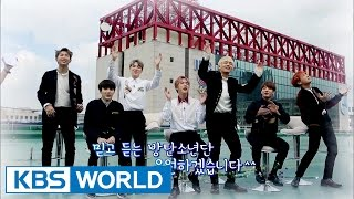 BTS Special Interview Entertainment Weekly  2016.11.07