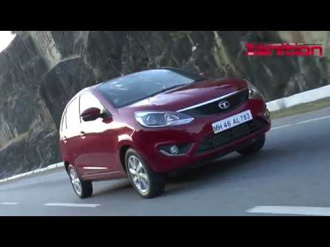 Tata Bolt Driven | Video Review | Looks, Features, Space, Mileage | ZEEGNITION