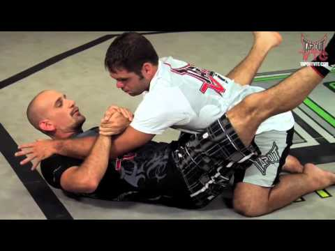 MMA Training: Arm Bar from Guard with Greg Jackson Image 1