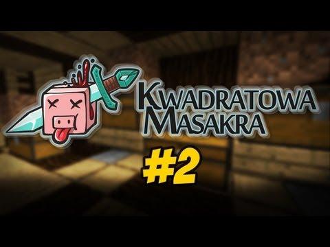Kwadratowa Masakra SEZON 4 OKRADAMY REMKA #2