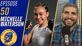 Michelle Waterson wasn't impressed with Tatiana Suarez after UFC 238 | Ariel Helwani's MMA Show