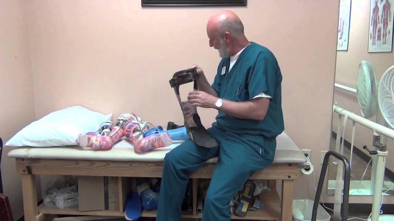 Design  Afo Designs Used In Treating Paralysis In Spina Bifida