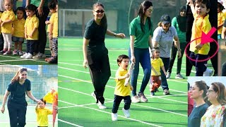 Taimur Ali Khan Running Wins His First Medal On Sports Day With Mom Kareena Kapoor Khan And Granny B