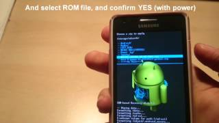 How to install any ROM using CWM (clockworkmode) recovery!