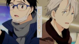 [Victuuri] Losing my breath