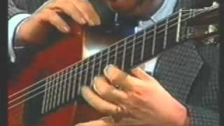 How to play the Guitar with one hand- Cacho Tirao, Estudio mano Izquierda