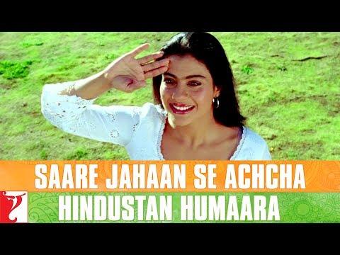 Saare Jahaan Se Achcha Hindustaan Hamaraa - Scene - Fanaa