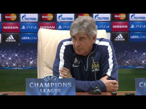 Zabaleta & Pellegrini preview | CSKA Moscow v Man City | UEFA Champions League