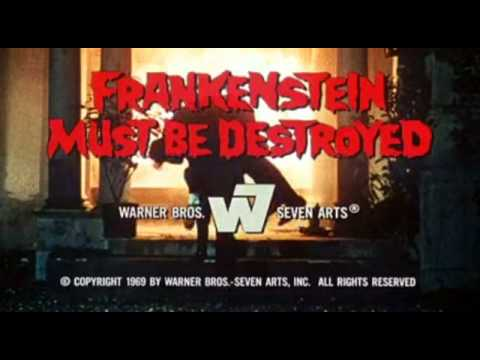 Frankenstein Destroyed Wolfman Space Monster Trailers
