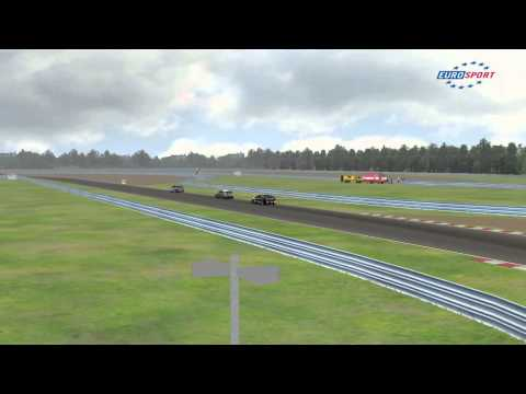 OnlineRacing.eu | WTCC 2012 Slovakia Ring Race 1