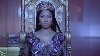 """5 MUST-SEE Moments From Nicki Minaj's """"No Frauds"""" Video"""