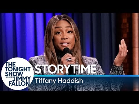 Storytime with Tiffany Haddish: Holidays