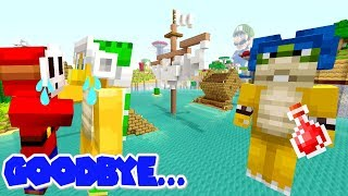 Minecraft Nintendo Fun House The End Of Gill And Tyler 441