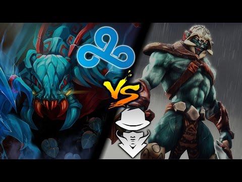 C9 vs Secret - [DotaPit League Season 2] - Dota 2