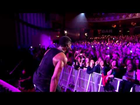 Usher - Amex UNSTAGED Show