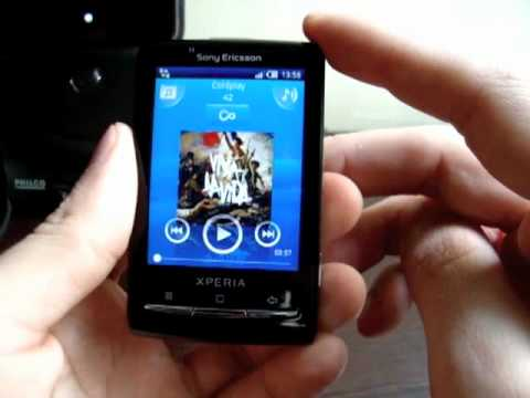 Sony Ericsson Xperia X10 Mini com Google Android | Review