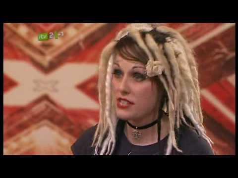 Scary women in X Factor Music Videos