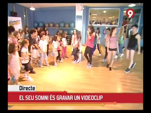 Casting infantil para videoclip con Merche en Marina d'Or®