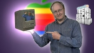 Dirty Jobs - Ben Tears Down a Mac Classic