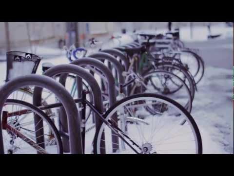 UQAM.tv   Vélo d'hiver à l'atelier communautaire BQAM