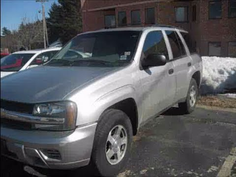 2006 Chevrolet Trailblazer LS Start Up. Engine & In Depth Tour