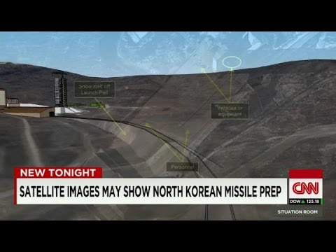 North Korea: rocket launch preps reported