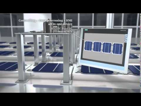 Siemens Solutions for Solar Energy Components