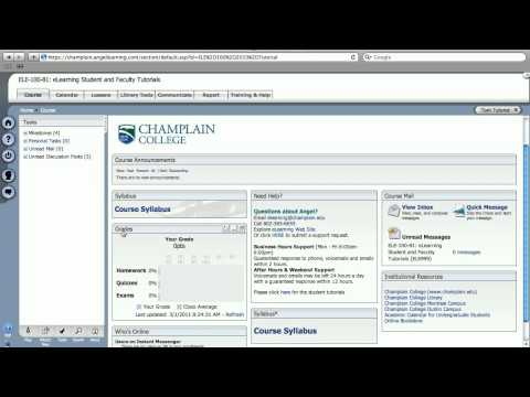 How Online Classes Work | Champlain College Online