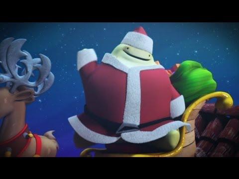 Glampersy - Gobo Санта-Клауса - Забавные Мультфильмы Рождество