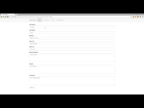 Free Gate House Software Open Gate Open Source Linux PHP JavaScript MySQL HTML bootstrap jquery
