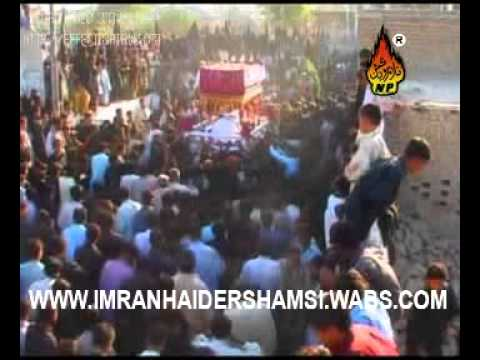 Imran Haider Shamsi 2011 video