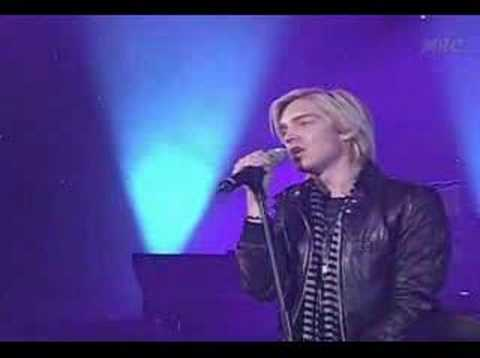 Alex Band- The Calling- Wherever You Will Go- Live In Korea video