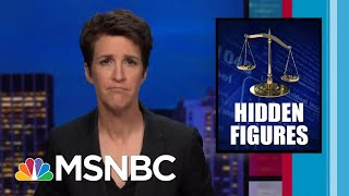 Significant Financial Secrets At Stake For Trump In SCOTUS Case | Rachel Maddow | MSNBC