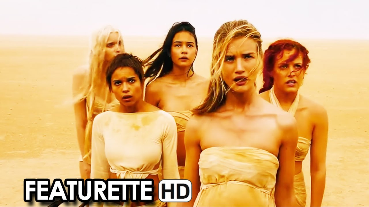 Mad Max: Fury Road  Featurette 'Wives' (2015) - Charlize Theron HD