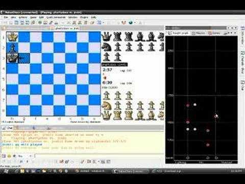 Using the Free Internet Chess Server (FICS)