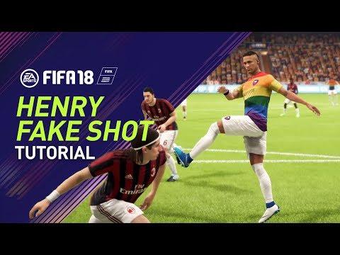 FIFA 18 | HENRY FAKE SHOT TUTORIAL | PS4/XBOX ONE