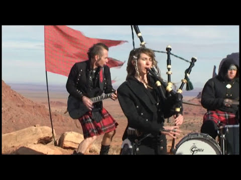 Atholl Highlanders live in Arizona